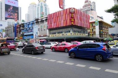 Thailand Bangkok street scene
