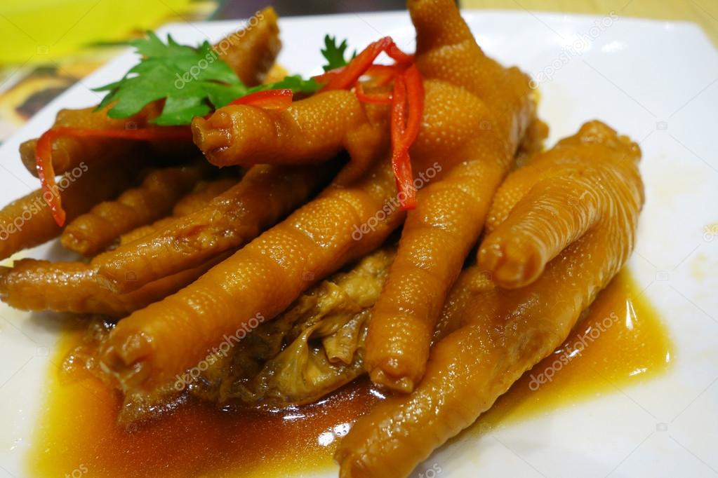 Chicken Feet Dimsum Chinese Food Stock Photo Tang90246 76363361