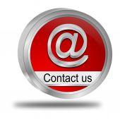 tlačítko, kontaktujte nás