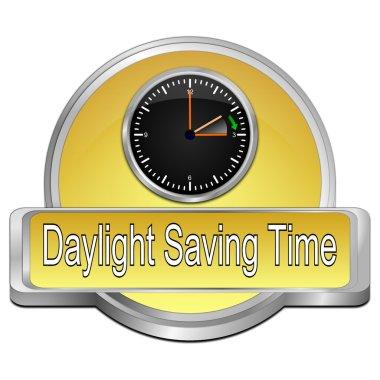 Daylight saving time button