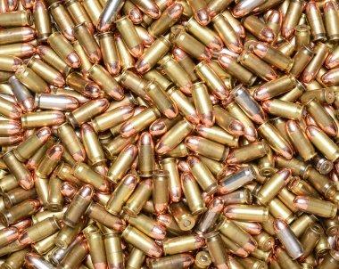 45 ACP Cartridges stock vector