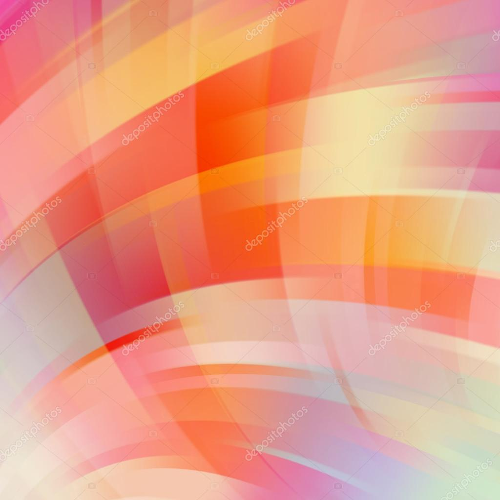 Vector Orange Colors Abstract Technology Background