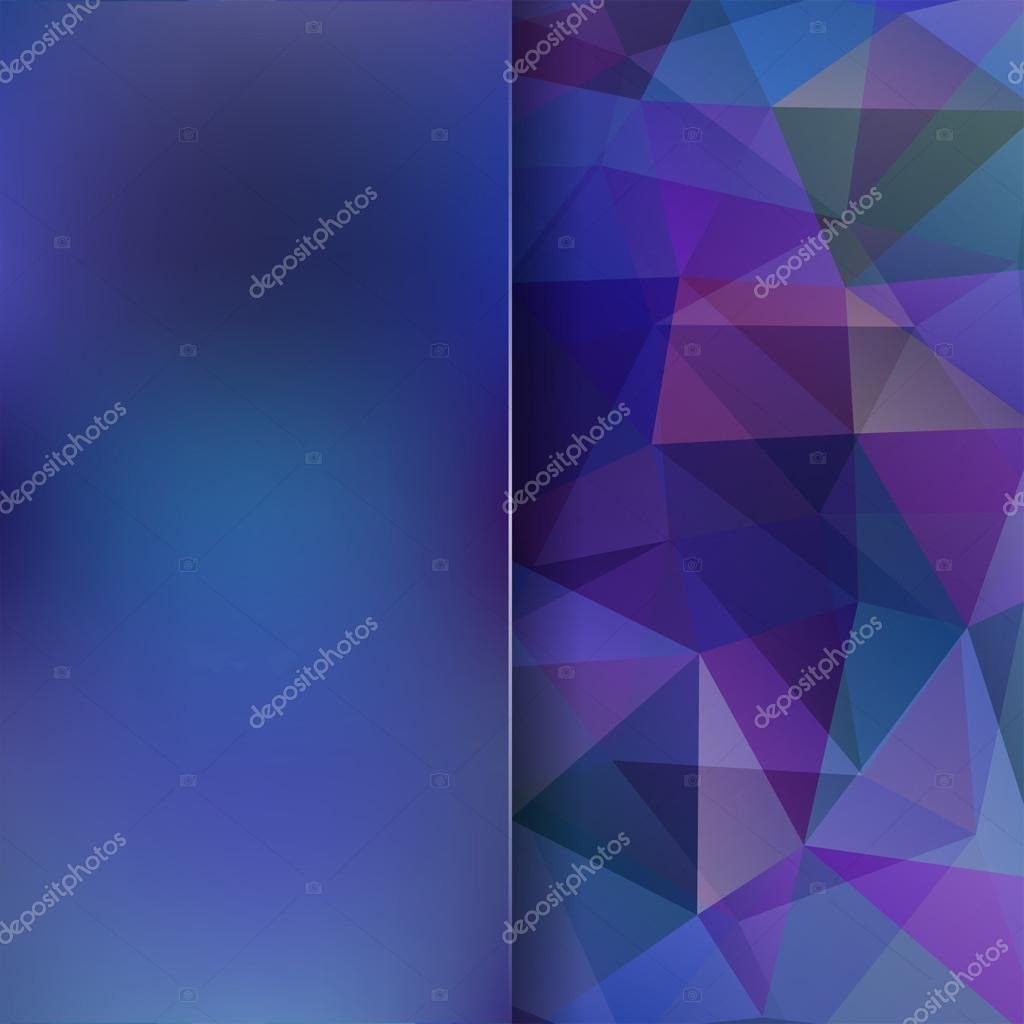 abstract background consisting of triangles geometric design for
