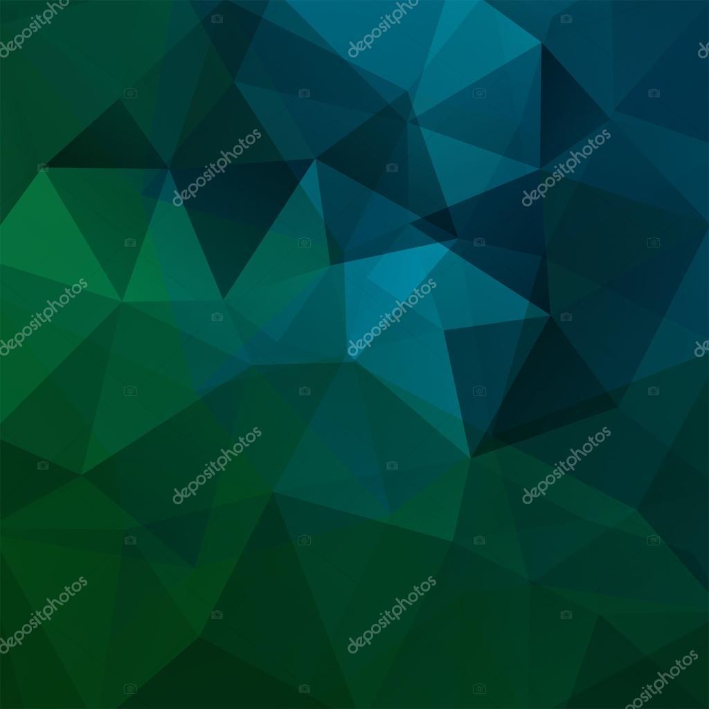 Abstrakt, bestehend aus Dreiecken. Geometrische Gestaltung für ...