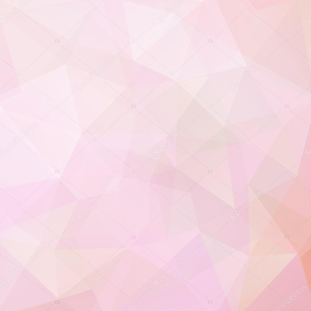 abstract polygonal vector background pink geometric vector