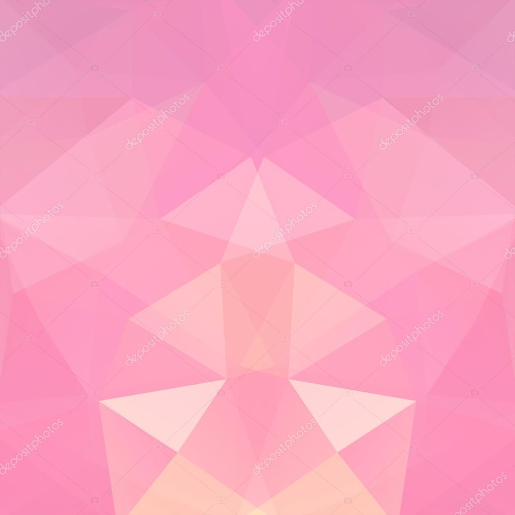 Polygonal Vector Background Can Be Used In Cover Design