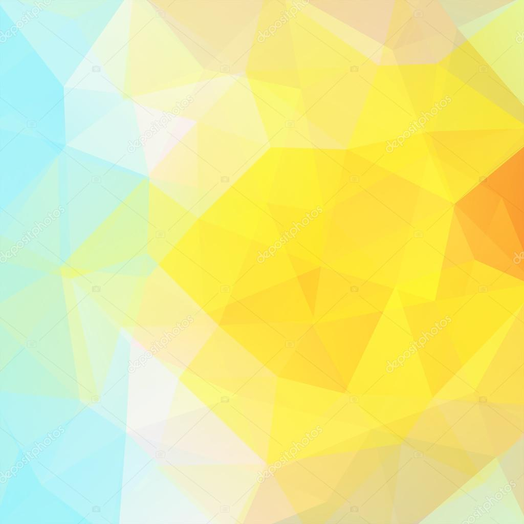 background made of triangles square composition with geometric