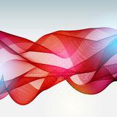 obrázek na pozadí abstraktní barevné vlny