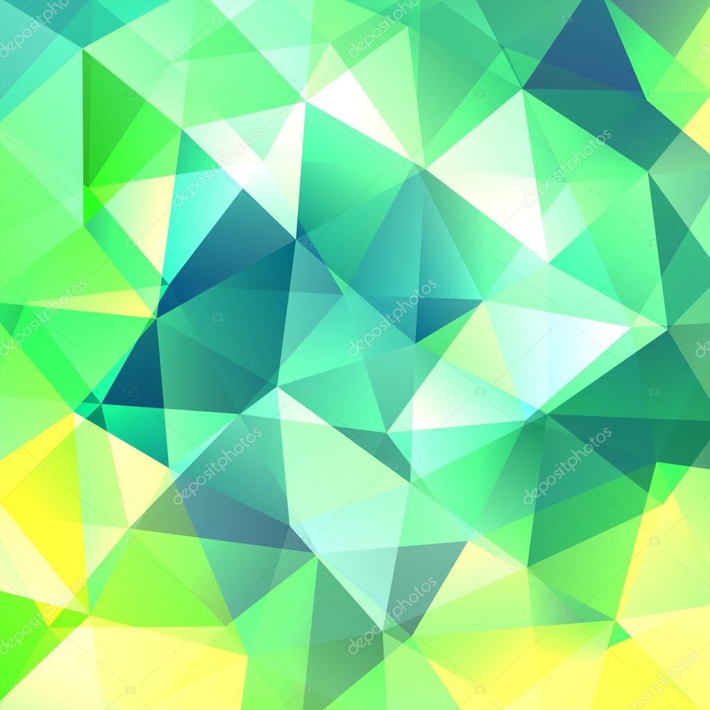 geometric yellow background illustration - photo #42