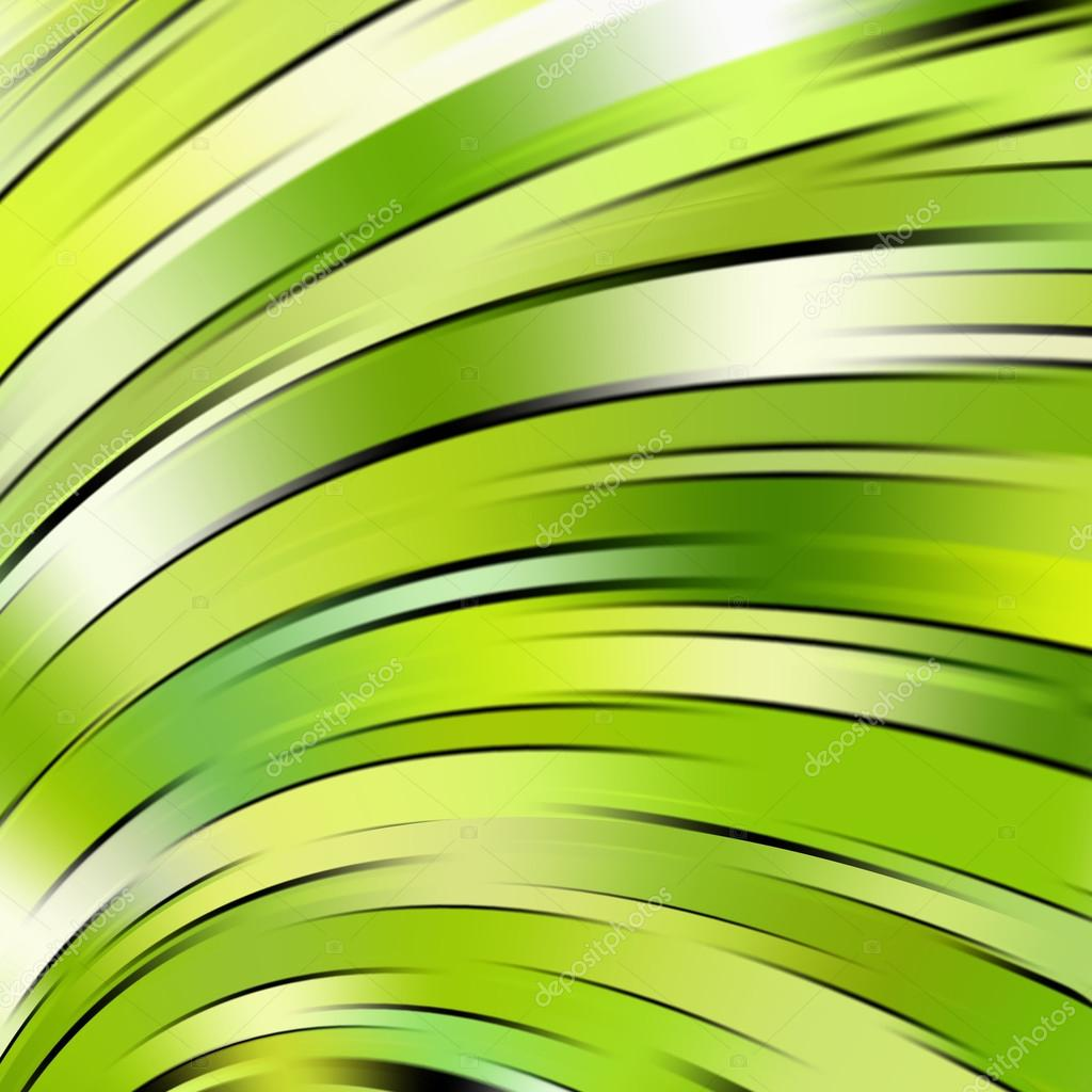 Abstract Technology Background Vector Wallpaper Green