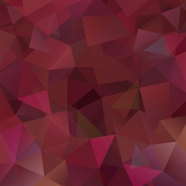 Abstract geometric background with triangles. Modern and trendy geometric pattern. Vector illustration