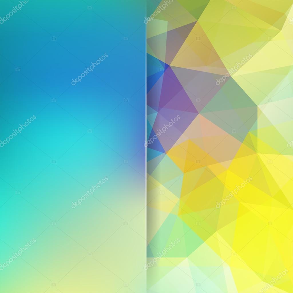 Zusammenfassung Hintergrund der Dreiecke aus. Geometrische Design ...
