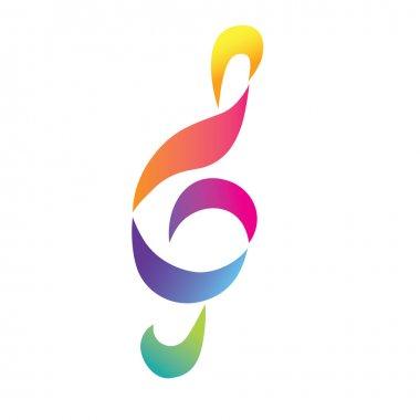Logo treble clef