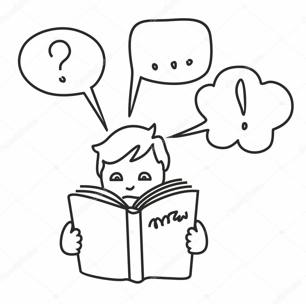 Read A Book Get Information Questions Answers Thoughts