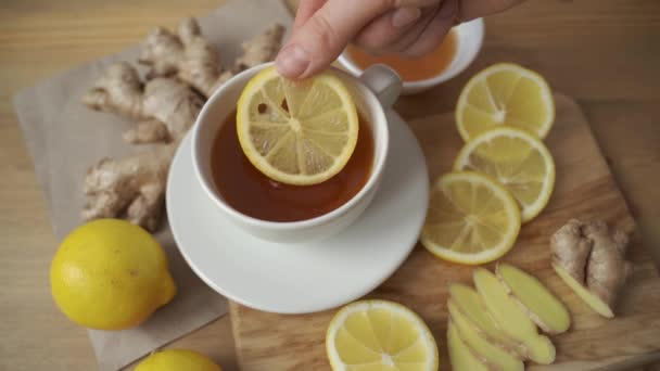 Příprava zázvorového čaje. Zázvorový čaj pro silnou imunitu