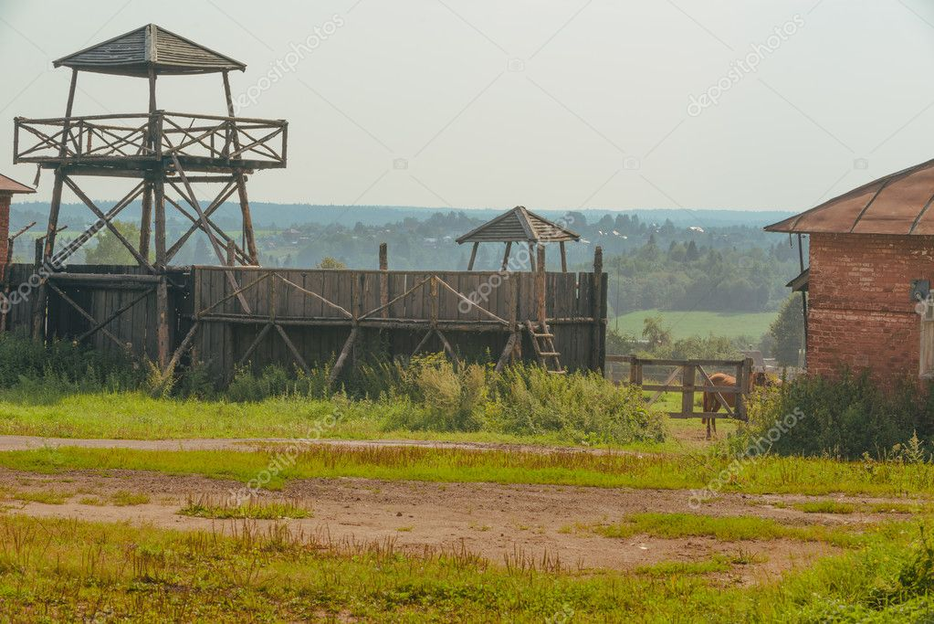 Ruaral landscape