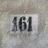 Dům číslo 161