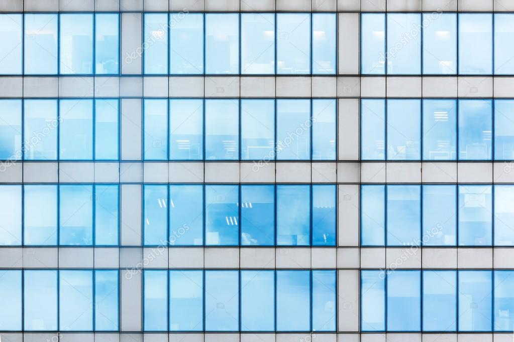Glasfassade textur  Fassade-Textur — Stockfoto #120586718