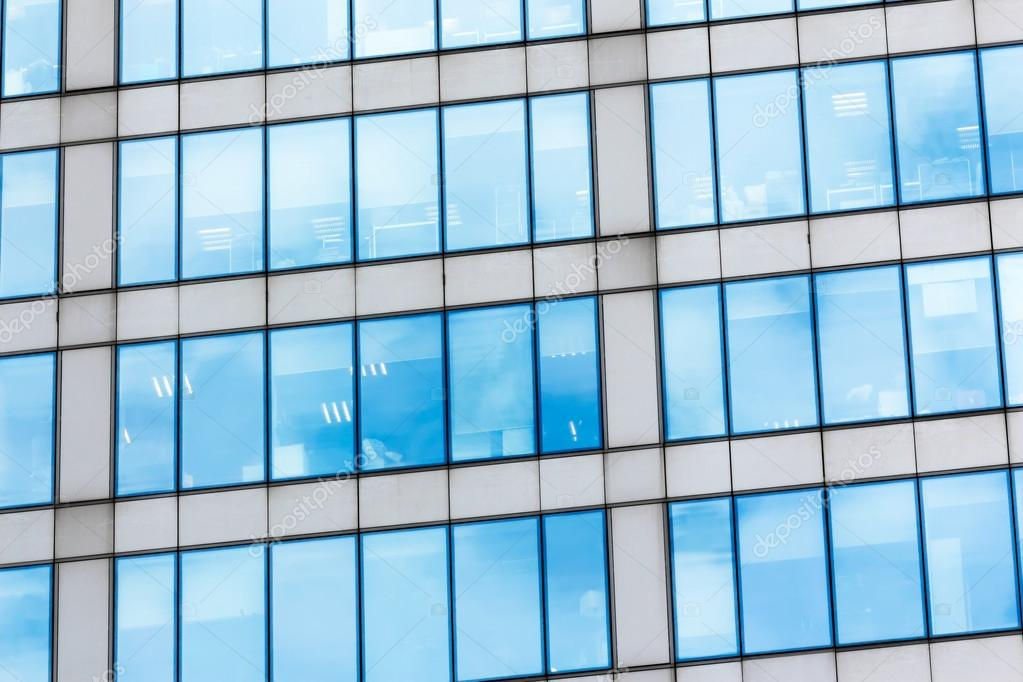 Glass facade texture  Glass facade texture — Stock Photo © wastesoul #120639644