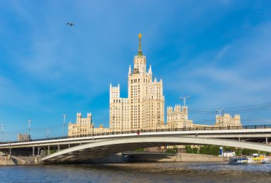 The Kotelnicheskaya skyscraper