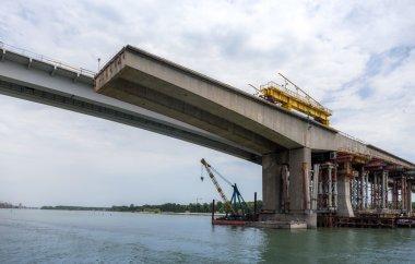 Voroshilovskiy bridge