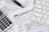 Před konečným termínem podání on-line daně