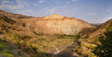 Squaw Creek Butler Basin John Day Fossil Beds Oregon