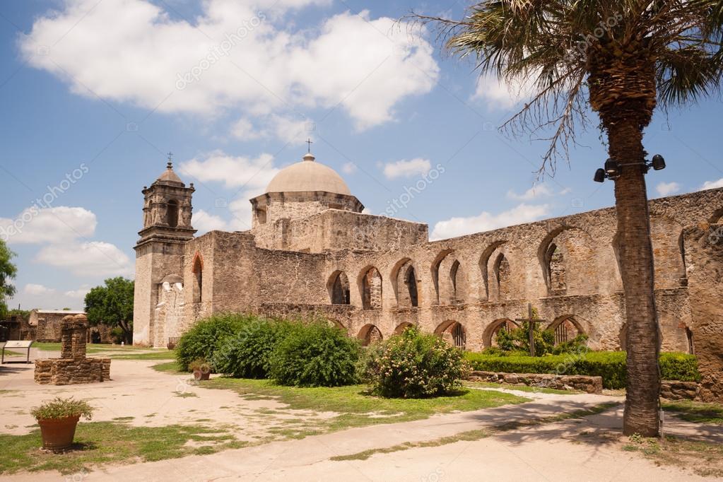 Mission San Jose, San Antonio, Texas бесплатно