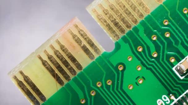 Computer-Komponente Platine Speicher Prozessor Netzwerkkarte