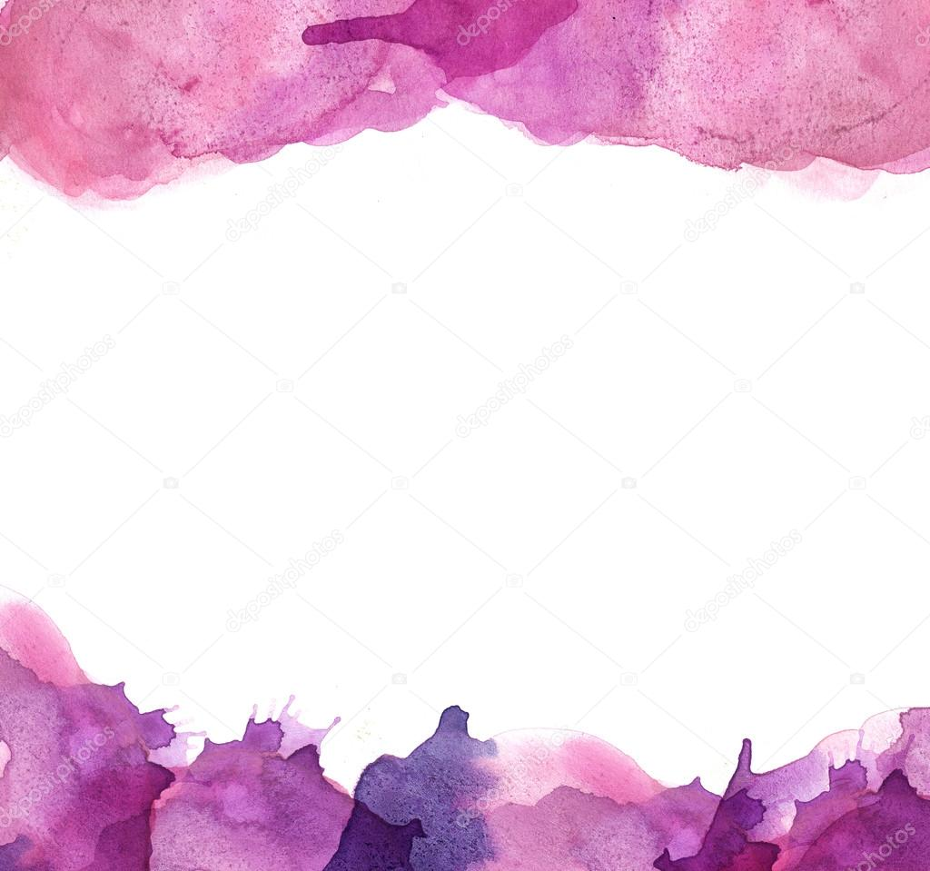 Watercolor frame background, Watercolor paint high resolution ...