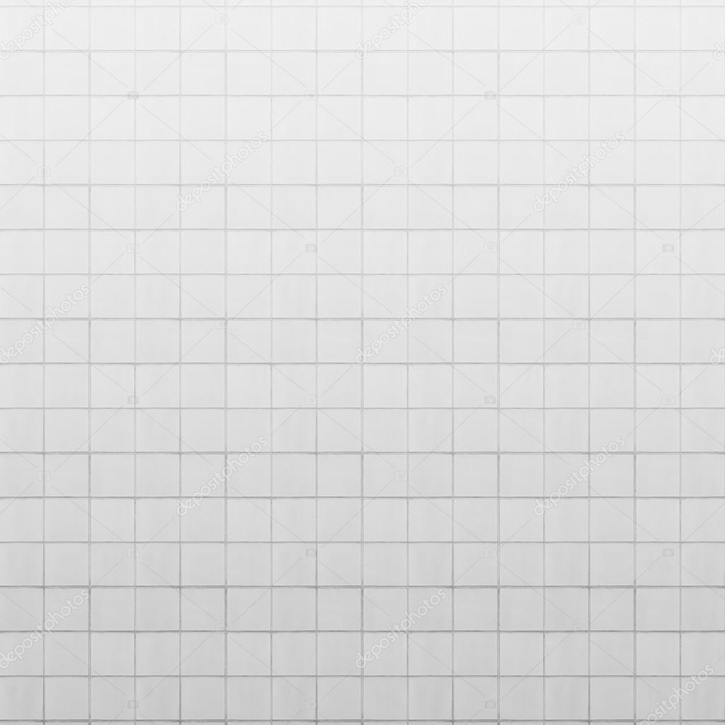 old white tiled wall background — Stock Photo © saknakorn #83142576
