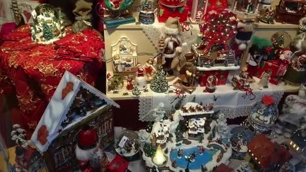 Schaufenster des Weihnachtsmarktes in München