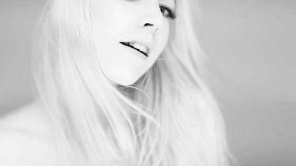 Portrét krása tváře Zenske