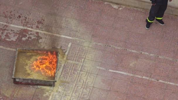 Školení požární ochrany