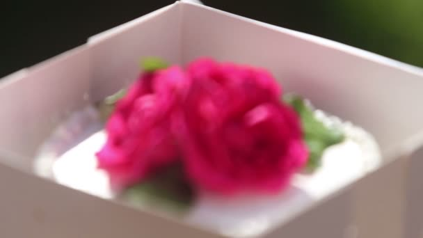 Smetanově lahodný dort