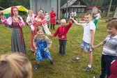 Festival lidové kultury ruský čaj