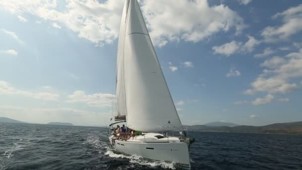vitorlások részt vitorlás regatta