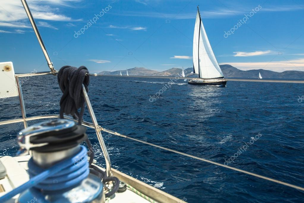 Barche a vela regata