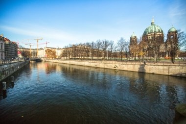 View of the Berlin Cathedral