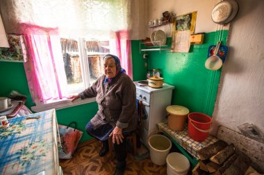 Finno-Ugric people on Leningrad region