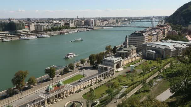 A Duna budapesti views