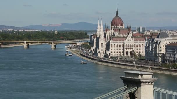 A magyar Parlament épülete megtekintése