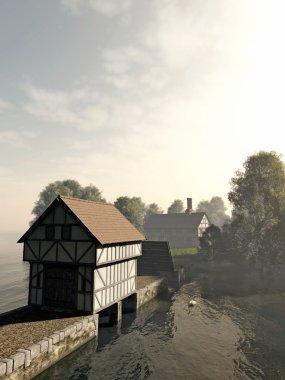Island Manor House