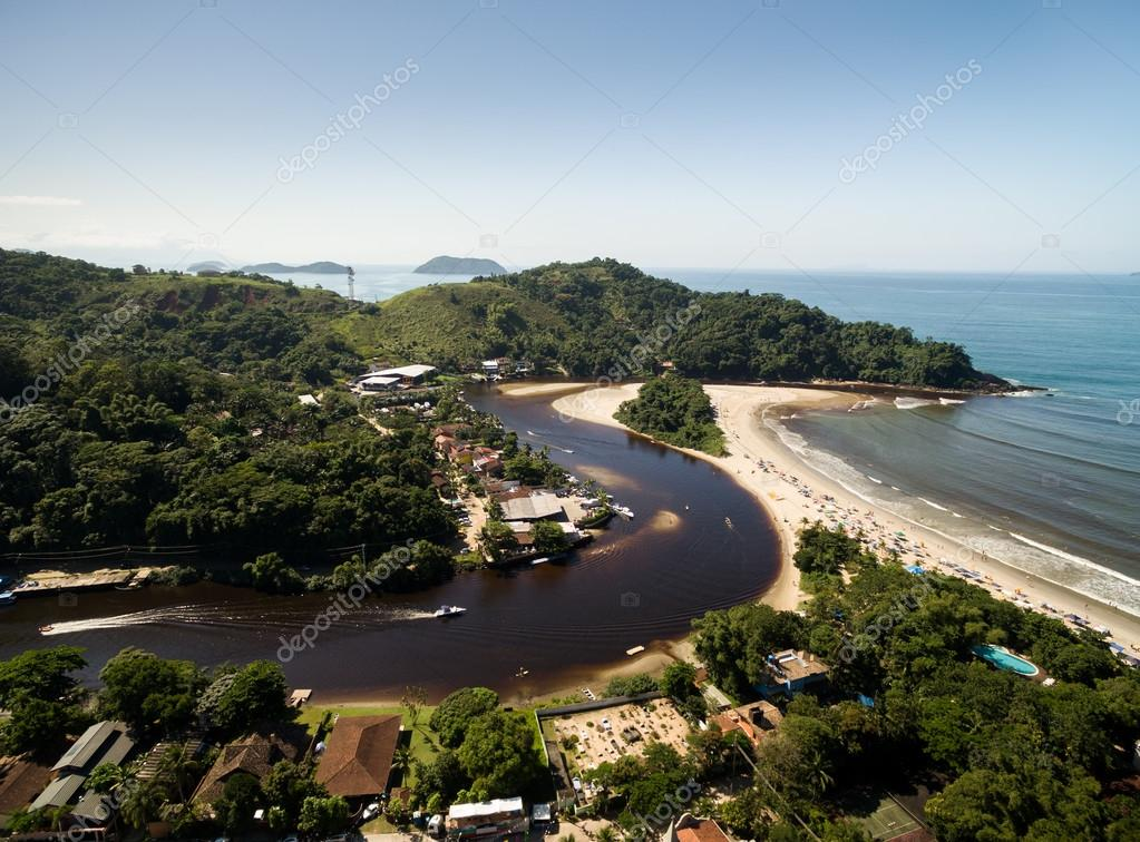 Exotic Landscape in Brazil