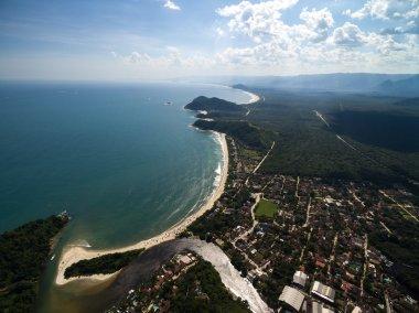 Sao Sebastiao Coastline, Brazil