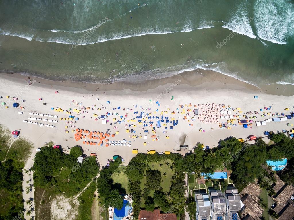 Beach, Sao Sebastiao, Sao Paulo, Brazil