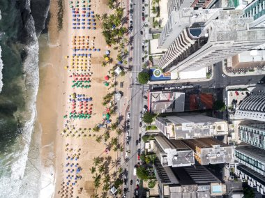 beach in Recife, Brazil