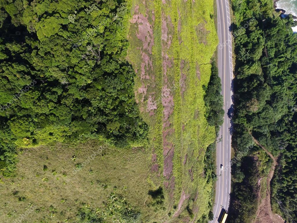 Road in a Rural Landscape