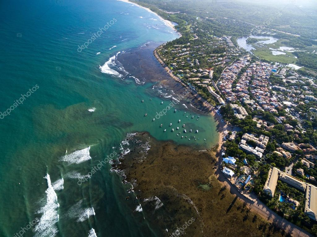 Praia do Forte beach in Bahia