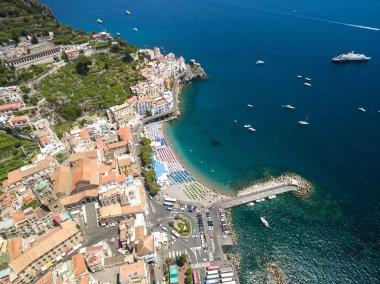 Amalfi in Amalfi Coast, Italy